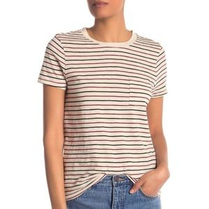 Madewell Patch Pocket Crew Neck Tee